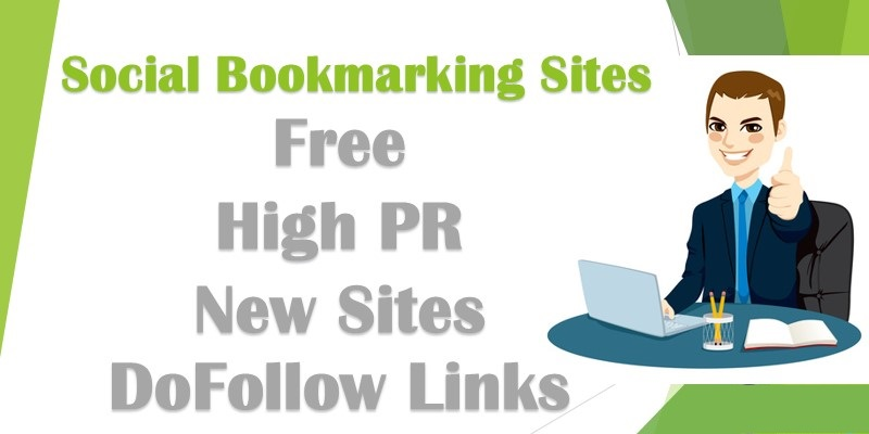 Top Social Bookmarking Sites with Domain Authority and Alexa Rank