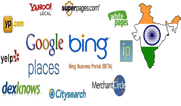 Indian local Listing Sites