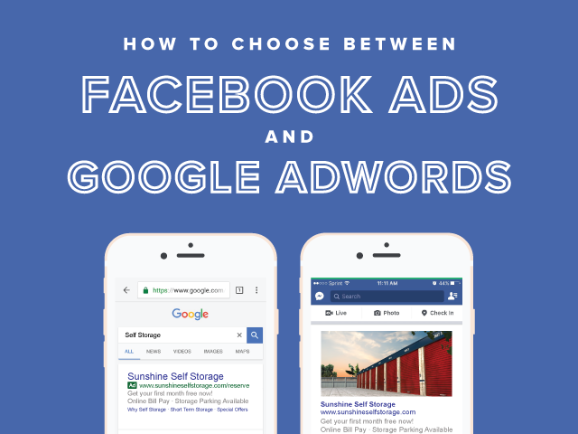 Google Ads VS Facebook Ads: What better suits you?