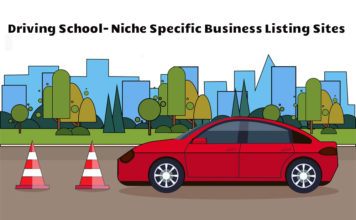Driving School-Niche Specific Business Listing Sites