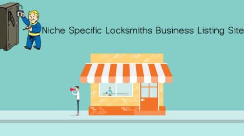Locksmiths business listing sites
