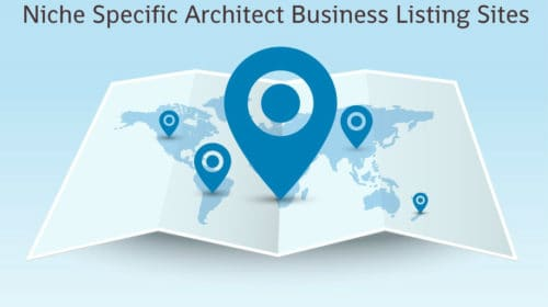 Niche specific Architect Business Listing Sites