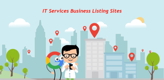 IT Services Business listing sites