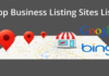 top business listing sites