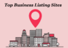 Florist Business listing Sites
