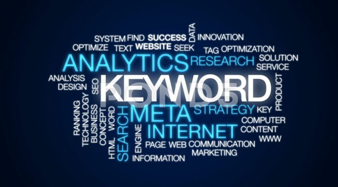 How to use keywords in SEO