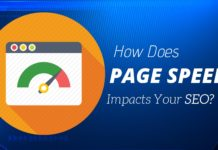 How page speed affect SEO